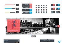 UI Design / Fresh design for your screens. / by Evan Moss