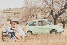 PRE WEDDINGS  / by Erika Cristina