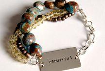 Jewelry Inspiration / by Lorrie Watson