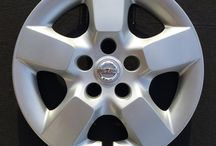 Nissan Hubcaps and Wheel Covers / by Hubcaps Unlimited®