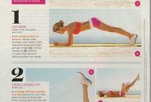 Workouts / by Georgeanne Larsen