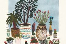 illustrated  / by Emily MacGibeny