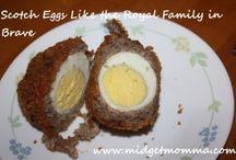 Eggs Recipes / Delicious Recipes using eggs / by Lauren Happel (MidgetMomma)