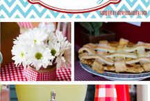 Summer Party Ideas / by BellaGrey Designs