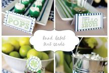 Party Foods & Ideas / by Karen Knouse