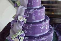 Amazing wedding cakes / by Juan Carlos Fuentes