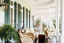 Southern Porches / by Jessica Roark