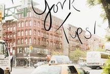 NEW_YORK_ / by Julia