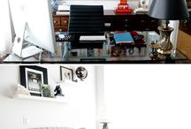 Office space / by Monica