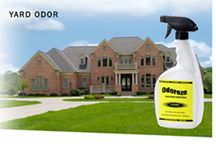 ODOREZE NATURAL DEODORIZING SPRAYS / Odoreze™ Smell Eliminator rids house odor without covering-up with harsh fragrances. This natural safe concentrated deodorizer makes 64 gallons & really works!  / by How to Remove Odor | NoOdor.com