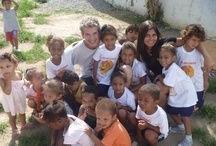 Volunteer in Brazil / International Volunteer HQ (IVHQ) has a wide range of  highly affordable volunteering opportunities available in teaching English, working with children, building homes in Favelas, sports programs, a Carnaval program and community development projects in Brazil. / by International Volunteer HQ