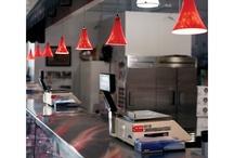 Restaurants & Commercial Lighting Applications / by Littman Bros Lighting