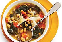 FOOD - Soup, Stew and Chili / Soups - Stews and Chilli's are AWESOME for most days! / by Chérie Stihler