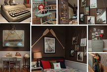 Jordan's Room / by Sherine Candido