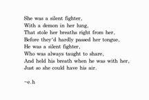Poetry / by Kelsey Marie