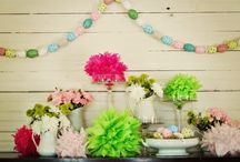 Easter ideas / by Krystle @ Color Transformed Family