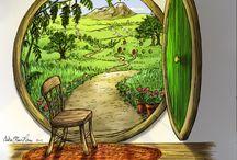 Hobbit / by Ancel Carson