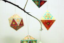 Christmas ornaments DIY / by Barb Pullin
