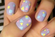 Beauty / Nail designs, hairstyles, etc. :)  / by Stacey McCormick