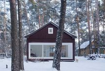 dream cabin / by stacey