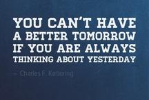 Inspirational Quotes / by Siu Ling Hui
