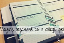 College life. / by Tori Luce