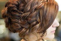 Bridesmaid Hair/Makeup / by Brittany Rose