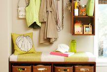Interior Design Ideas / Home decorating ideas & DIY tutorials / by Stacie Six-Brulotte