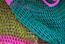 crochet bags and accessories / by Kolleen Barlow