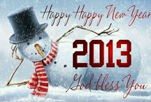 New Year!!! / by Billie Jo Harville