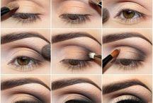 Eyes / Makeup / by Wendy Knudson