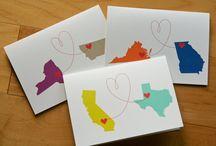 Craft - Cards & Envelopes / by Gwynne Zink