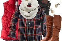 wear | winter / by Amy Bishop