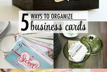 Organization / by Kate Schnetzer