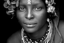 Faces in Black and White / by Kaat