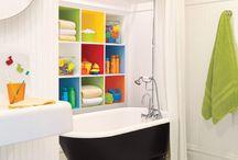 Dream Home (Kid's Bathroom) / by Allison Lewis