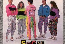 80's Fashion / by Casey Paye