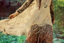 Hippie fashion / by Becky D.