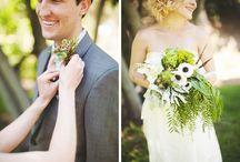 Wedding Flowers / Flowers for 10/12/14 !  / by Brittni Noel