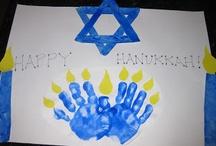 Hanukkah Ideas / Toddler and Preschool Hanukkah ideas. / by Sheryl @ Teaching 2 and 3 Year Olds