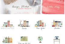 Web Design / by Megan Klein