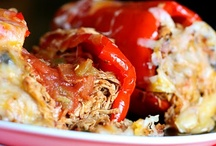 Healthy Crock-pot Food / by Lacey Marie