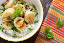 Asian food / by Karen Dimatteo