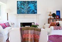Boho California Home / by Stacey Steward {Steward of Design}