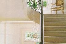 Stairway to........ / by Patti Kommel Homework Interiors,LLC
