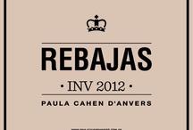 Rebajas / by Paula Cahen D'Anvers