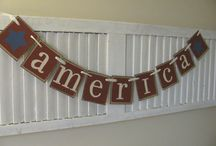 Patriotic Banners / by Encore Banners