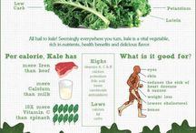 It is good for... / Everything that is good for the health Mostly infografic / by Frk Alita