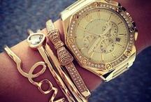 Diamonds & Jewelry Are A Girls Best Friend / by Desirae Lozier