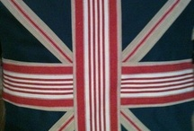 Union Jack / by Ann Mitchell
